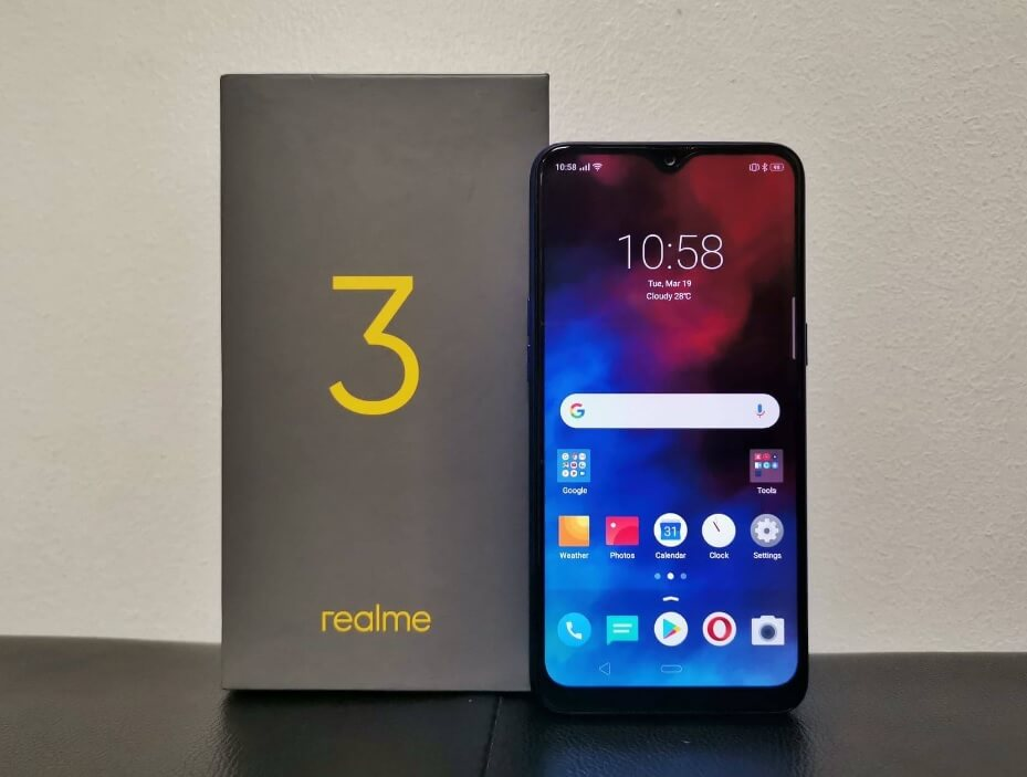Realme 3 Launches in the Philippines