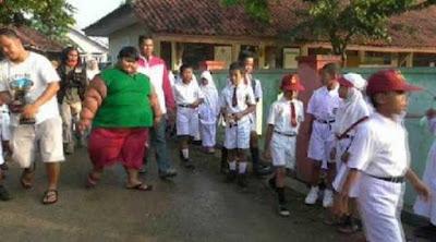 Arya Permana bocah obesitas