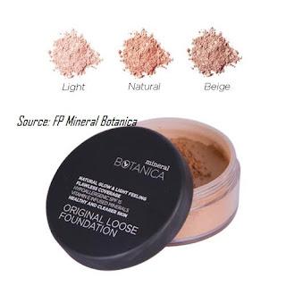 Loose Powder+Foundation