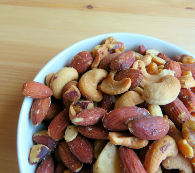 Butter Roasted Salted Nuts
