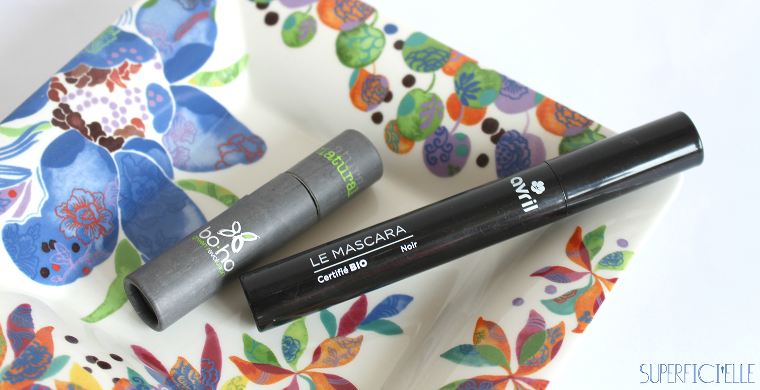 Face à Face de mascaras bio : Avril vs Boho