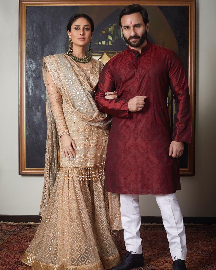 saif ali khan and kareena kapoor - 725×890