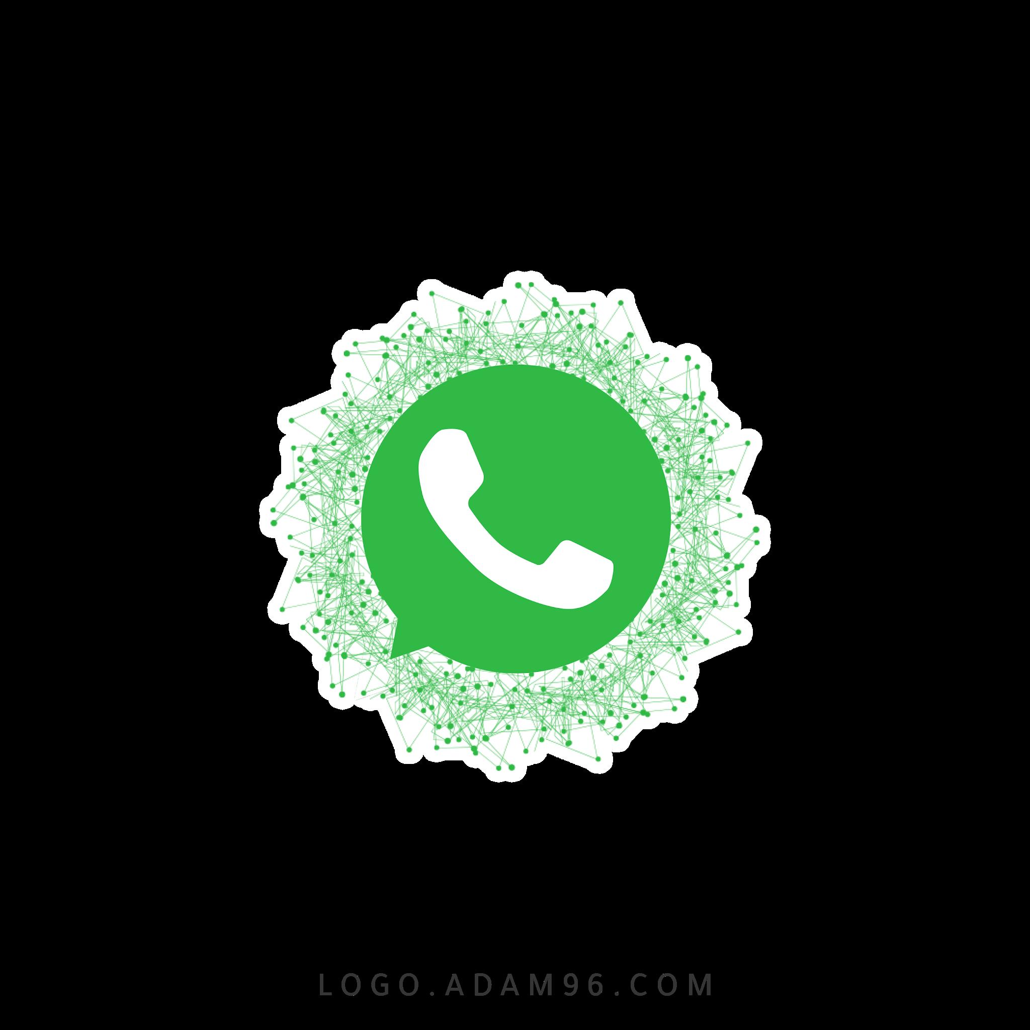 تحميل ايقونة واتساب عالية الدقة بصيغة شفافة للمنتاج والتصميم Whatsapp Icon PNG