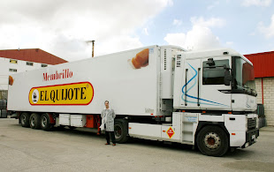 The biggest producer of quince products in Spain is El Quijote, Córdoba, Andalucia