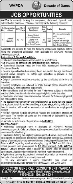 water-and-power-development-authority-wapda-jobs-2021