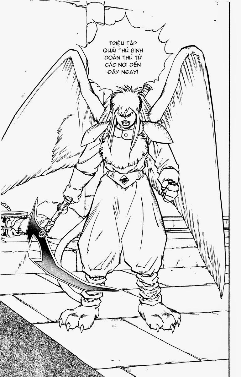 Dragon Quest: Emblem of Roto chapter 24 trang 18