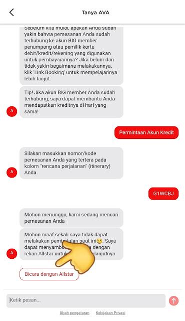 Cara Refunds Tiket AirAsia ke Dalam Akun menjadi saldo (Batal penerbangan, COV1D)