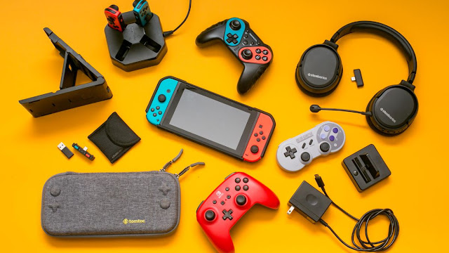 Asesoris Nintendo Switch