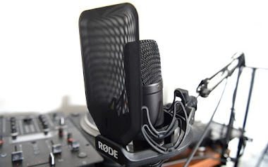 RØDE NT1 - idealny mikrofon pojemnościowy do studia