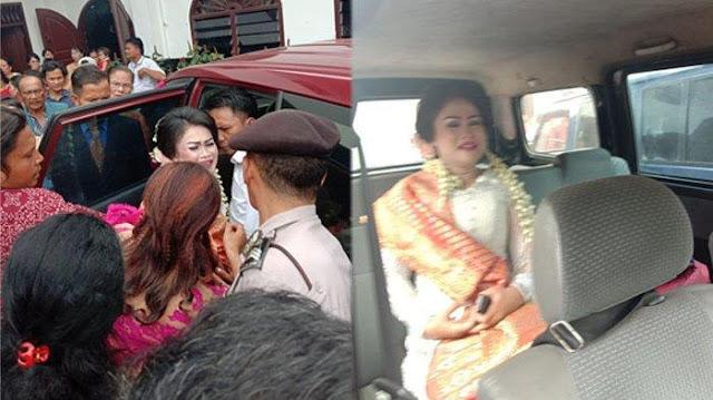 Pemberkatan Pernikahan di HKBP Gagal, Suami Sah Mempelai Wanita Tiba-tiba Datang ke Gereja