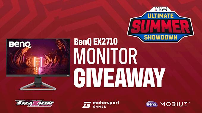 Sorteio Monitor Gamer BenQ Ex2710
