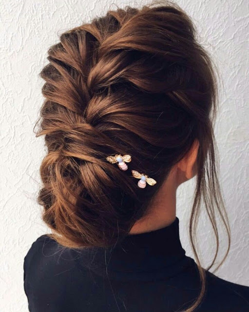 Beauty of hairstyle