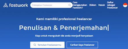 Situs lowongan kerja fastwork