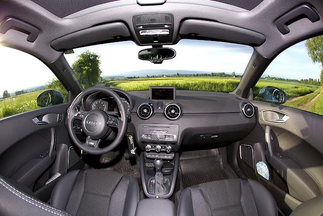 Otras características Audi A1