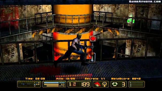 تحميل لعبة Duke Nukem Manhattan Project كاملة