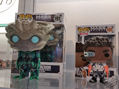 Toy Fair 2017 Funko Mass Effect Andromeda Pops