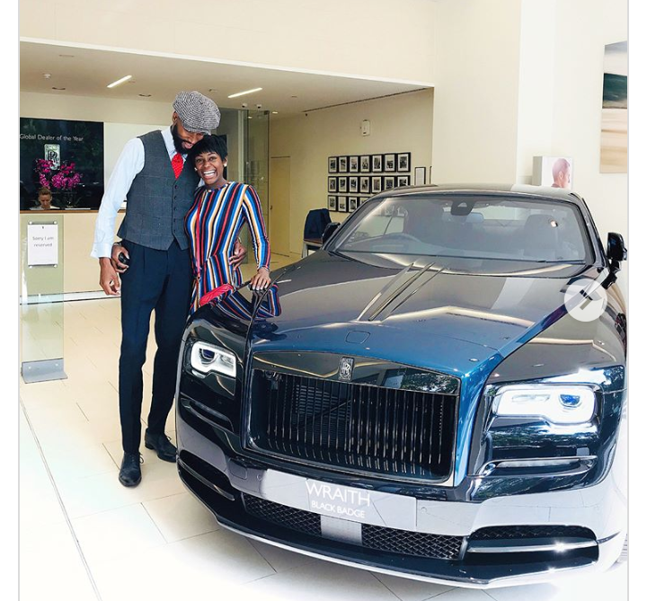 Bbnaija 2019: Mike Reportedly Not The Owner Of Rolls Royce He Was Spotted Driving