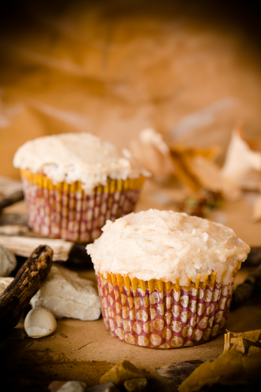 Paleo Diet Carrot Cupcakes Gluten Free And Dairy Free