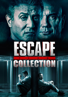 Escape Plan Coleccion DVD R1 NTSC Latino