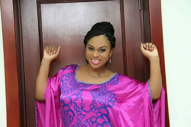 Deputy majority leader, Adwoa Safo shows her goddess [Photos]