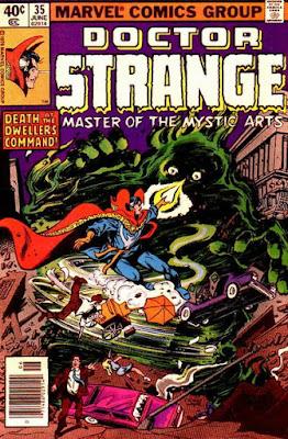 Dr Strange #35