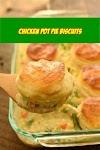 #Chicken #Pot #Pie #Biscuits