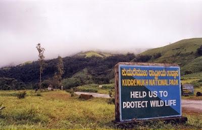 Kudremukh national park, Karnataka