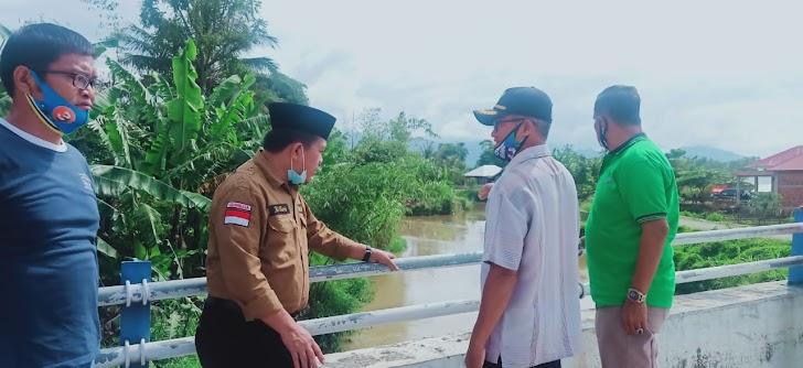 Al Haris Kaji Pemanfaatan Rawa di Cangking dan Normalisasi Sungai Batang Bungkal dan Merao