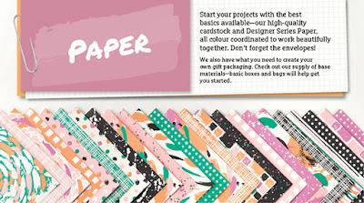 Designer Series Paper DSP