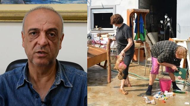 Έκκληση Ραφαήλ Μπαρού για συμμετοχή των δημοτών στην συγκέντρωση ειδών για τους πληγέντες στην Καρδίτσα