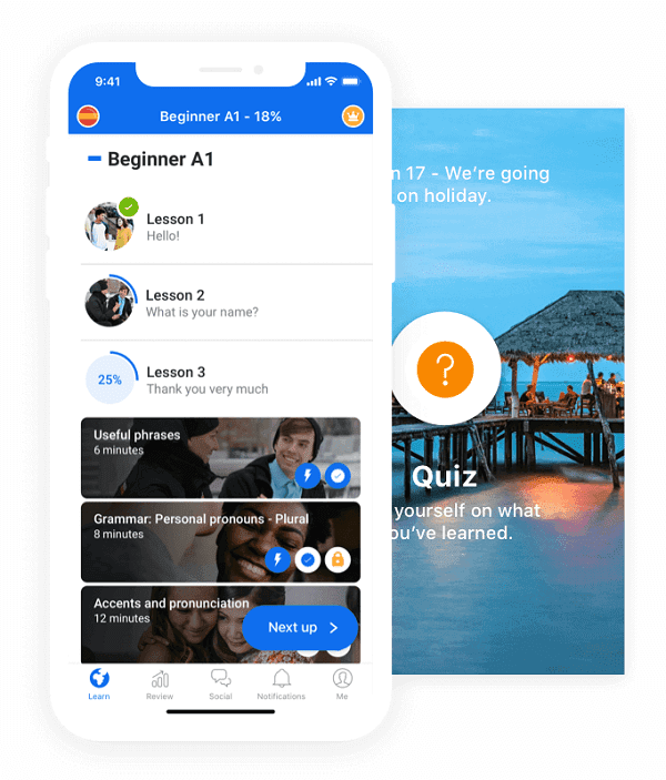 تحميل تطبيق busuu للأندرويد لتعلم جميع اللغات مجانا من منزلك - Newsth3