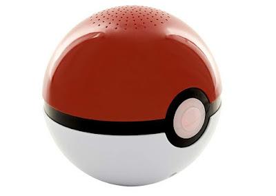TEKNOFUN Poke Ball Speaker