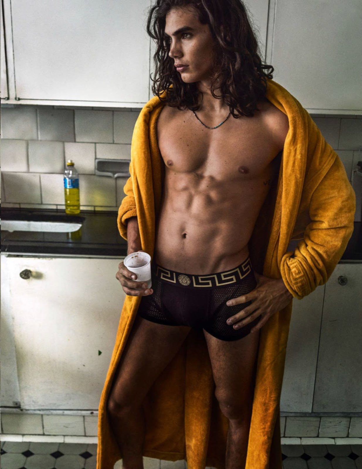 image Naked gay twinks bodybuilder bryan licks