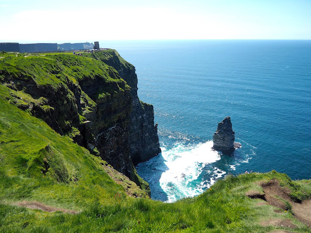 Cliffs of Moher, Wild Atlantic Way, County Clare, Ireland