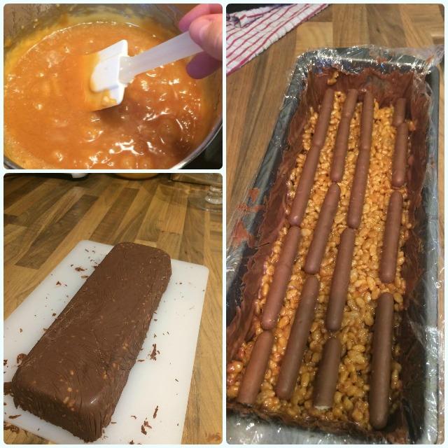 Caramel Shortcake Crisp