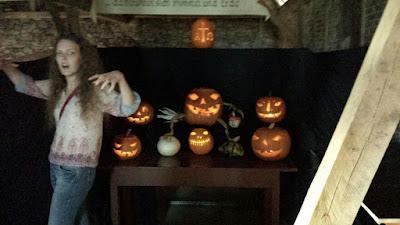 Samhain, Halloween, Halloweenkürbis