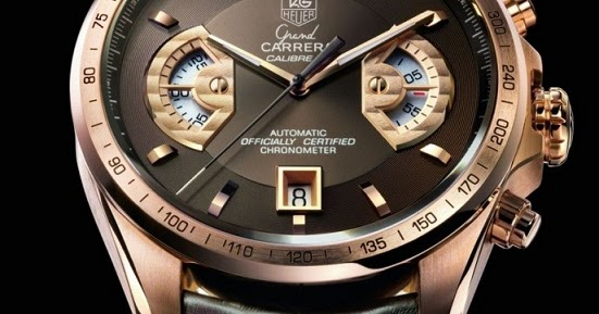 tag heuer grand calibre 17 gold price in