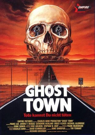 Ghost Town 1988 BRRip 480p Dual Audio 300Mb