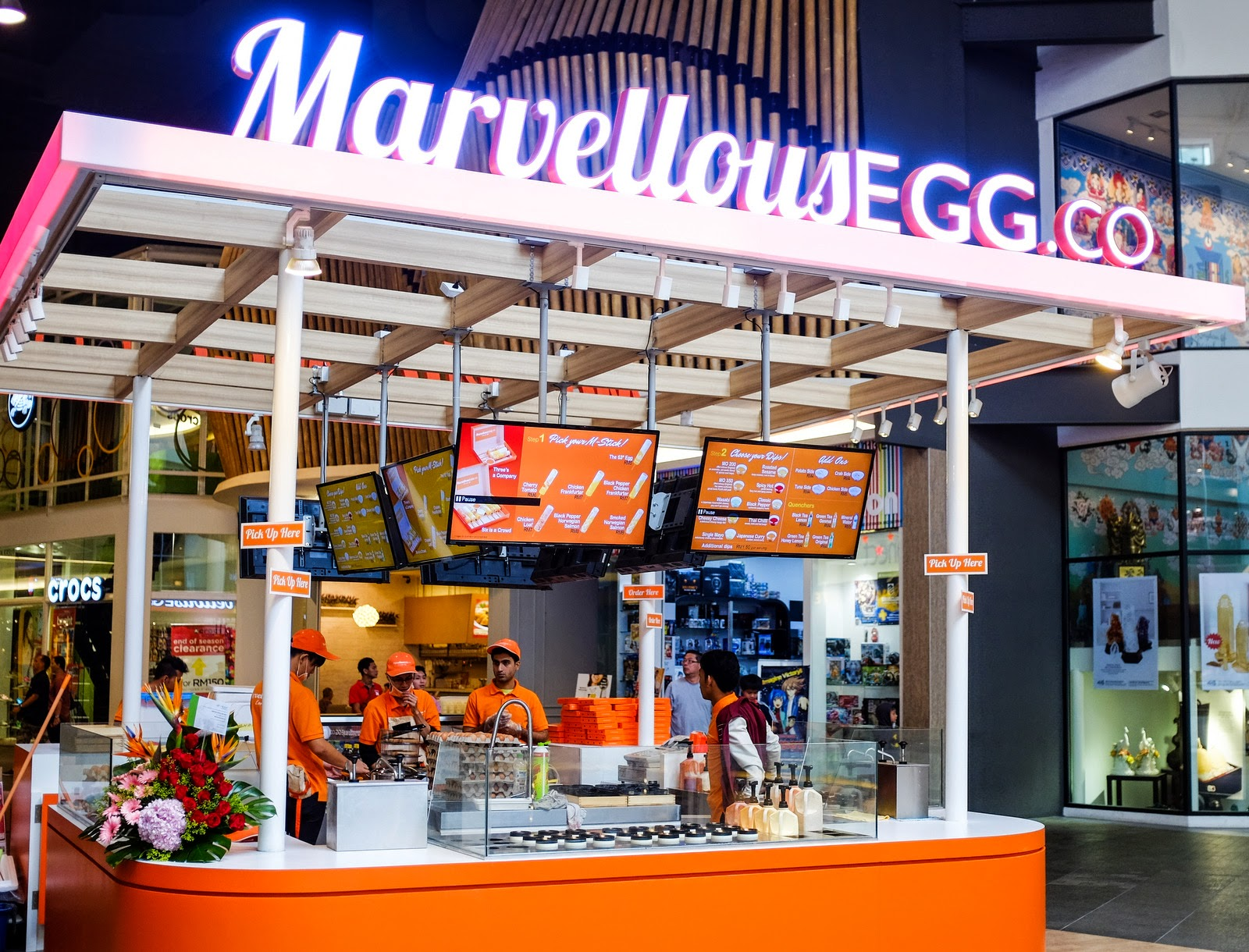 Marvellous Egg Co @ Mid Valley