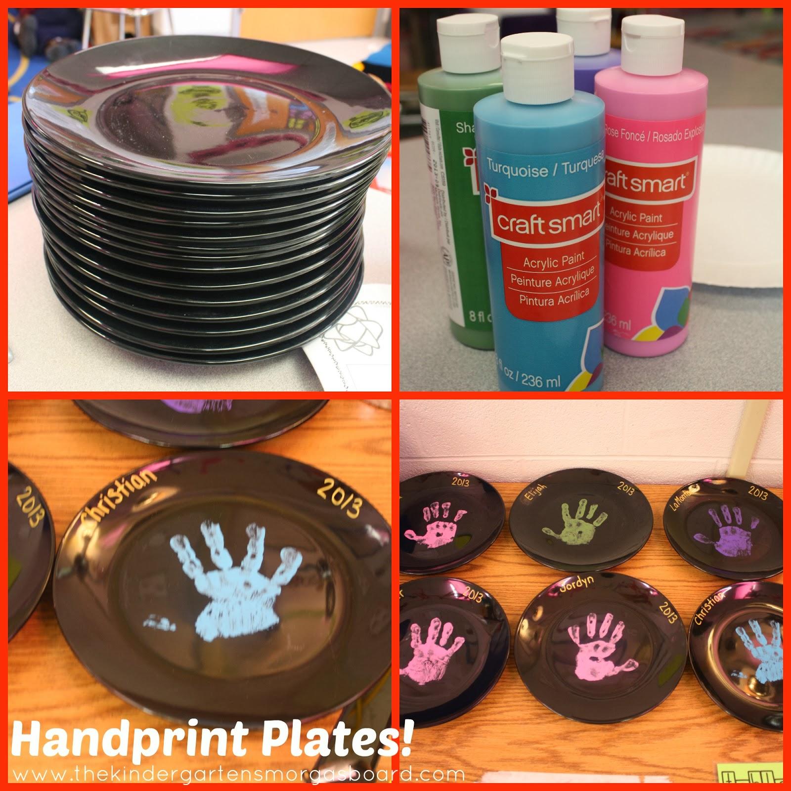 Presents For Parents: The Kindergarten Smorgasboard: A Kindergarten Smorgasboard