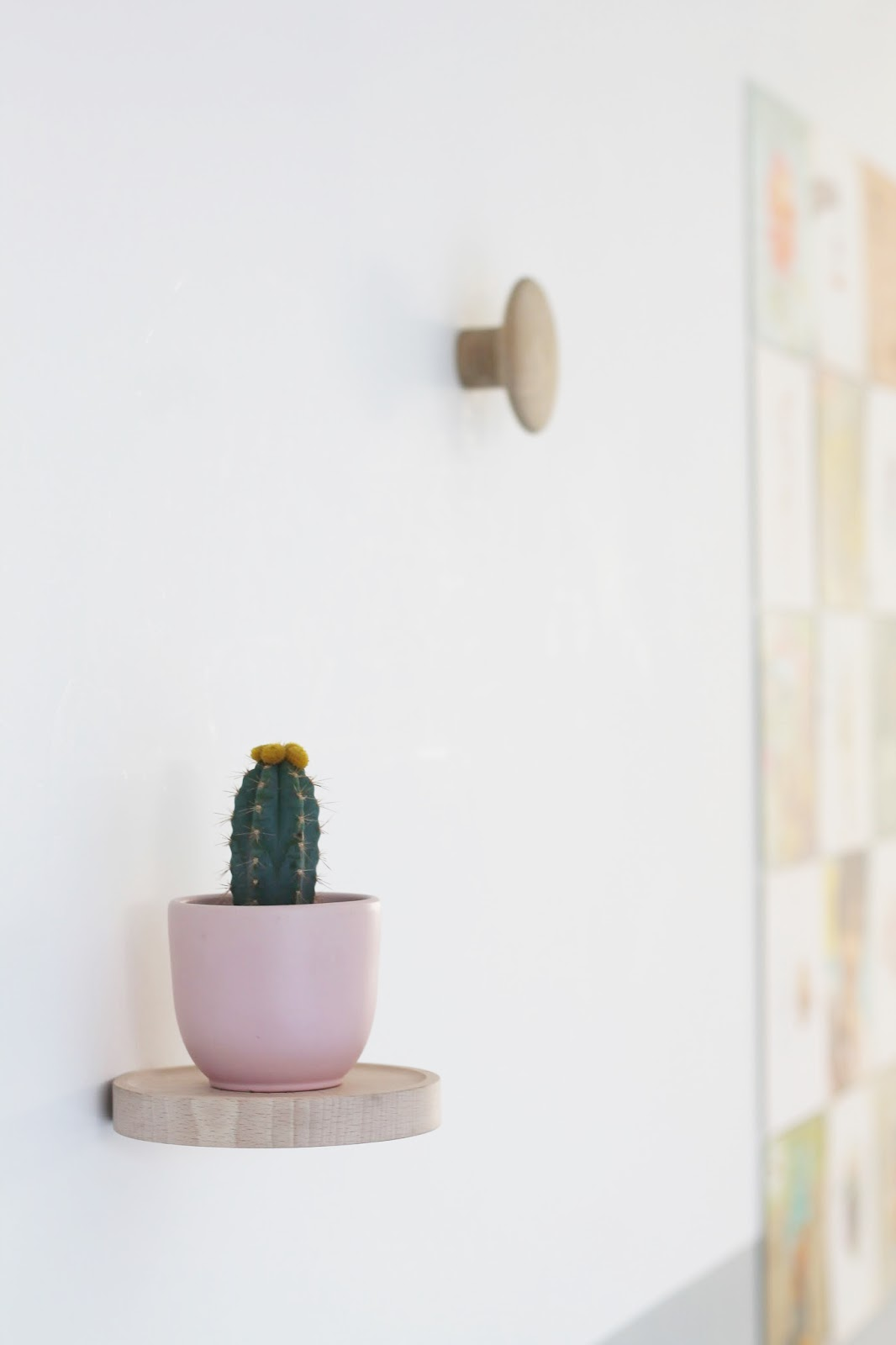 Missjettle een zwak voor houten wand deco - Deco grijze muur ...