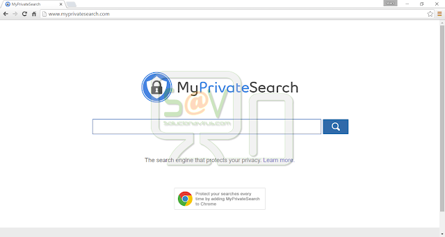 Myprivatesearch.com (Hijacker)
