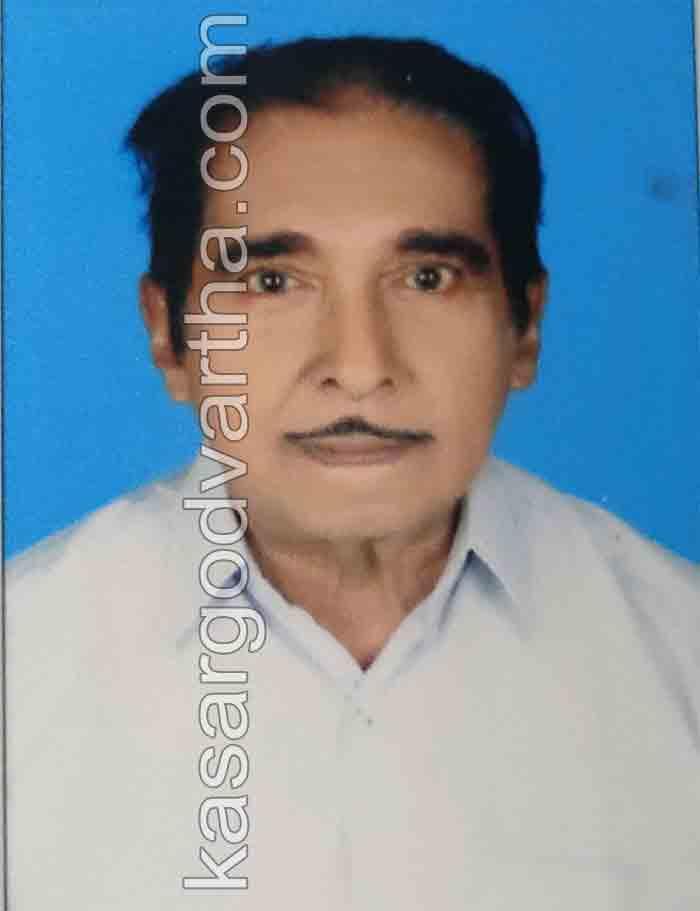 News, Obituary, Kasaragod, Secretary,  M Joseph Oliver of Neeleswaram passed away.