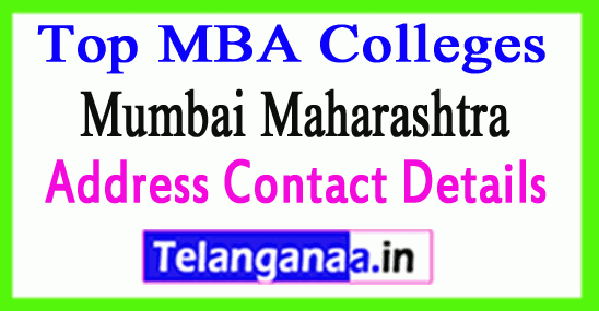 Top MBA Colleges in Mumbai Maharashtra