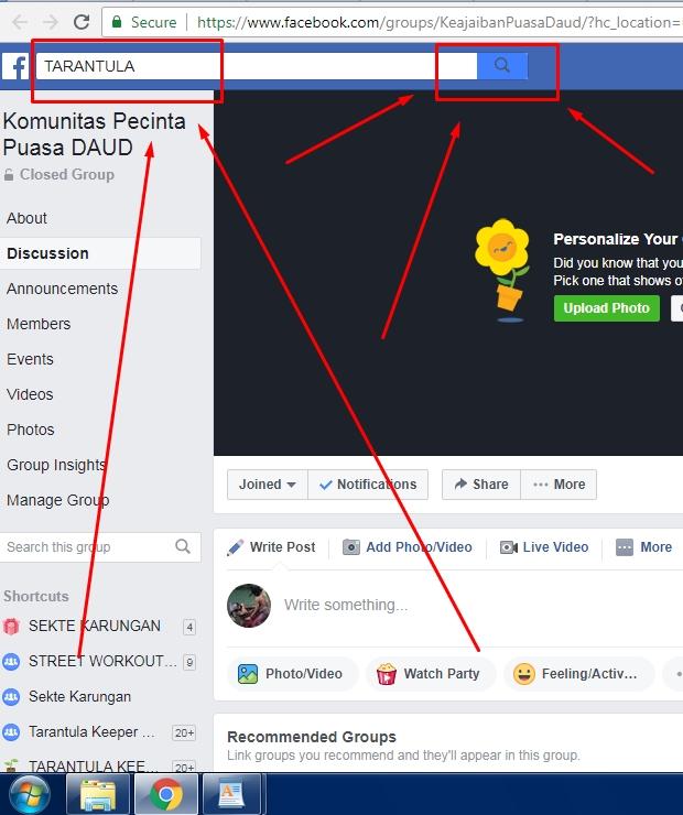 Cara Download Video di Facebook Lewat DREDOWN.COM Tanpa Aplikasi 2019