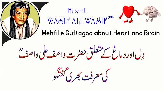 WASIF LINES ~~ Heart (آپ کبھی اپنے دِل میں داخل ہو)