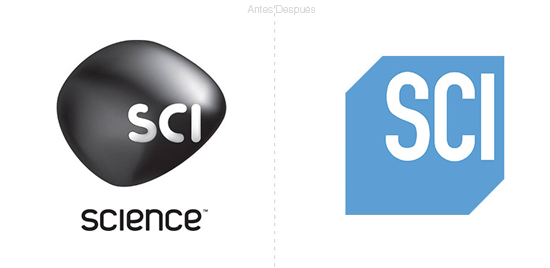 Canal Science presenta un logo más simple