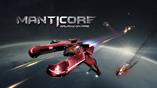 Anunciado Manticore – Galaxy on Fire para Switch