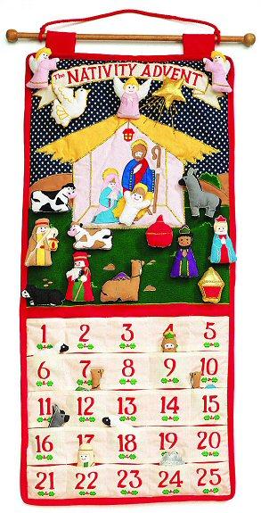father julian 39 s blog advent calendars. Black Bedroom Furniture Sets. Home Design Ideas