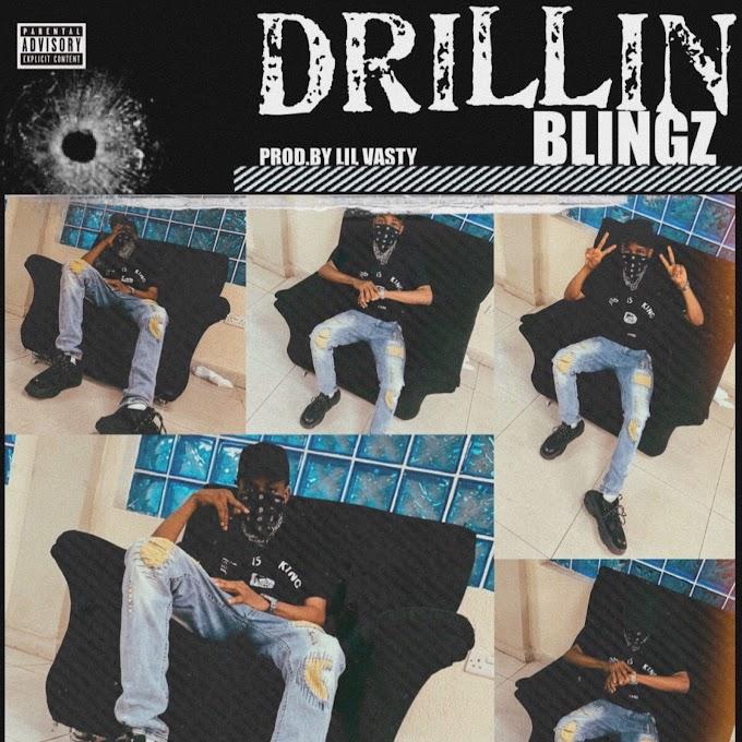 [Music+Lyrics] Blingz_da_homie - Drillin